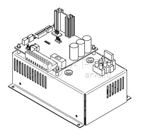Регулятор тока EZP-51-00 EMA–ELFA / Cantoni фото 34836