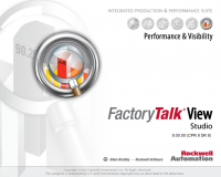 FactoryTalk View Studio v6.10.00 for FactoryTalkView Enterprise 9701-VWSTENE Allen Bradley